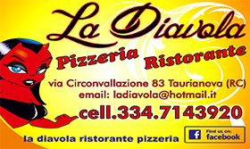 La Diavola - Pizzeria, Ristorante